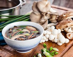 Rich in amino acids and enzymes, miso is a nourishing ingredient that should be in all of our kitchens. Combine miso with mushrooms and nutrient dense dulse for a delicious soup that leaves you feeling invigorated.  Ingredients (3 to 4…