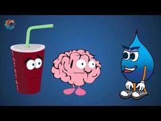 Gaseosa - El villano de la semana - 1- Agua || Campaña Educativa de Salud