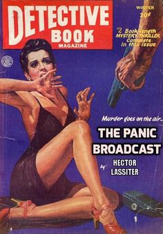 THE PANIC BROADCAST, by Hector Lassiter