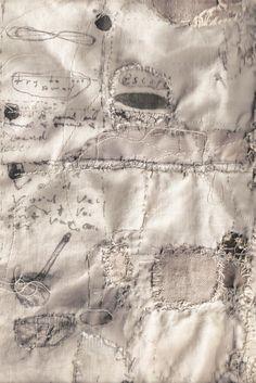 fabric piece (detail) | von me-jade