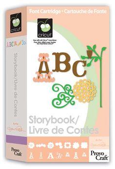 Storybook Cricut® Cartridge