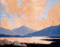 In the West of Ireland by Paul Henry