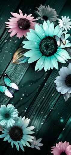 Pink Wallpaper Backgrounds, Bow Wallpaper, Tumblr Iphone Wallpaper, Flower Background Wallpaper, Flower Phone Wallpaper, Butterfly Wallpaper, Cellphone Wallpaper, Flower Backgrounds, Aesthetic Iphone Wallpaper