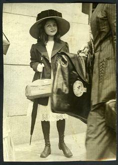 Ava Alice Muriel Astor, 1917