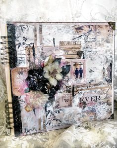 13 pasji by Ayeeda: Always layout and album cover with September Flying Unicorn KOM