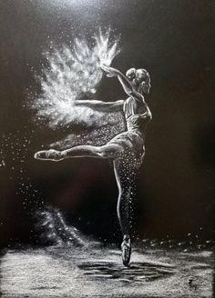 Ballerina by ibrahimvardar