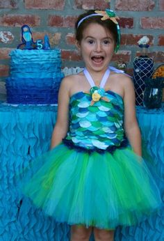 "Photo 1 of 29: Mermaids / Birthday ""Mati Claire's Mermaid Party"" 