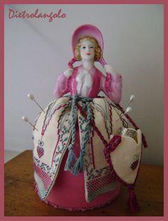Half-doll by Dietroangolo