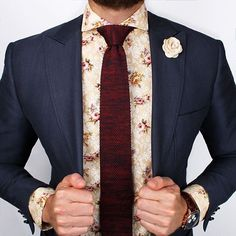 Would love a shirt and tie like this!