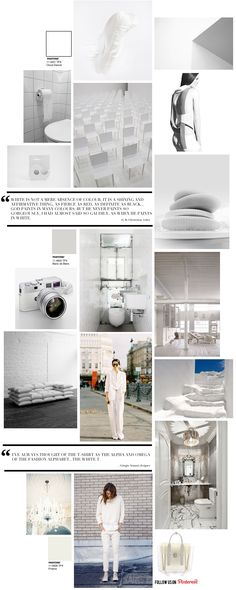 Curating the Curated: White