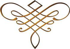 "Photo from album ""Золотые элементы on Yandex. Blackwork Patterns, Celtic Patterns, Celtic Designs, Celtic Symbols, Celtic Art, Dot Painting Tools, Army Crafts, Motif Arabesque, Calligraphy Fonts Alphabet"