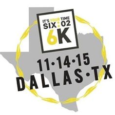 Hey Dallas! @SIX02 is having a 6k at Klyde Warren Park on Saturday November 14th. Signup and push yourself and set a new personal record or run just because you love it. #SIX02 has chosen The Family Place as its charity partner. The Family Place is the Dallas area's leading organization delivering programs empowering victims of family violence. Join me there as I am celebrating my 30th birthday (Again. . Again ) and running in their 6k! Register at six02.com/6k