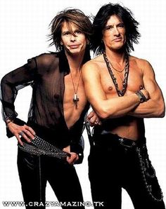Steven Tyler & Joe Perry/Aerosmith