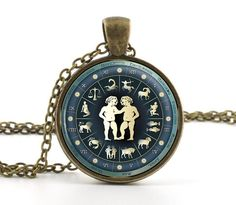 Classic Zodiac Pendant