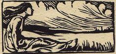 A Polar Bear's Tale: Gwen Raverat (1885-1957), woodcut