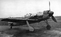 https://flic.kr/p/ywE5NE | Ray Wagner Collection Image | PictionID:43934538 - Catalog:16_005174 - Title: Focke-Wulf Fw  190V-53 second prototype of the D-9/10 series  Nowarra photo - Filename:16_005174.TIF - -  - - - - - Image from the Ray Wagner Collection.  Ray Wagner was Archivist at the San Diego Air and Space Museum for several years and is an author of several books on aviation --- ---Please Tag these images so that the information can be permanently stored with the digital…