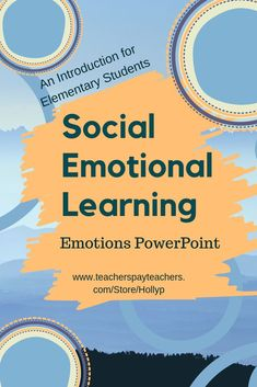 Emotions Basics For Self Regulation and SEL Social Emotional Learning Anti Bullying Activities, Social Emotional Activities, Learning Tools, Learning Activities, Self Regulation, Best Foundation, Elementary Teacher, Teacher Resources, Benefit