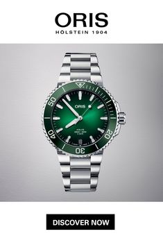 Cool Watches, Rolex Watches, Watches For Men, Oris Aquis, Men's Undies, Beautiful Watches, Beautiful Soul, Amazon Gifts, Bath And Body Works