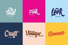 Natasya + Extra (LogoType) 25% OFF by Dirtyline Studio on @creativemarket