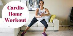 Home Cardio Workout via @TheFitBlog