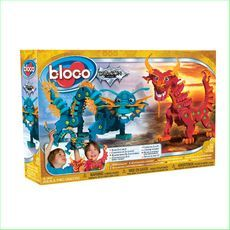 Bloco Aqua and Pyro Dragons Set Green Ant Toys Online http://www.greenanttoys.com.au/shop-online/construction-toys/bloco-construction-toys/aqua-and-pyro-dragons/