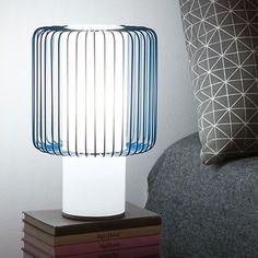 Line Table Lamp - Blue - alt_image_two