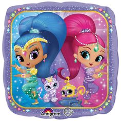 Check out Find Shimmer And Shine 17 Balloon & other party supplies. The most popular party supplies and decorations, all available at wholesale prices! from Wholesale Party Supplies