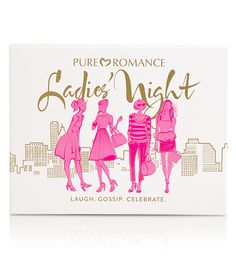 Ladies' Night- Tell-All Game for Women Which of your friends knows you the best? Ladies' Night is the game that lets you find out — all while laughing, reminiscing, and sharing secrets with your girlfriends.