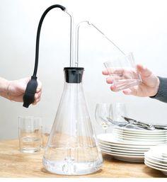 water karaf - droog design