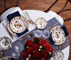 L'art de la serviette de table / The Art of Napkins