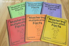 11 Ways to Master Multiplication! Mastering Multiplication facts is such an important skill in elementary. If students can master the basics, all other math concepts are so much easier to learn. Check out these engaging, effective and fun ways to build strong foundational skills for future learning.