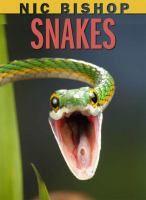 Snakes by Nic Bishop  Nonfiction J 597.96 BIS