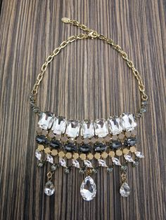 #necklace #maxicrystal #maxinecklace #bijoux #jewelry #pigal #pigalboutique www.pigal.com