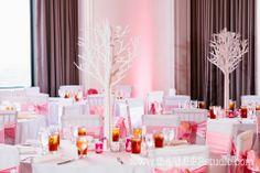 Dallas Quinceanera. Orion Ballroom - Dallas. @Julie Gates the Box Catering   . Pink quinceanera dress. Quinceanera ideas. Dallas Wedding Photographer