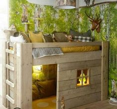 30 Beautiful Fairytales Bedroom Design And Ideas For Kids