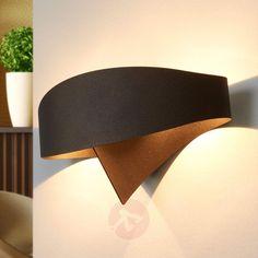 Bronze, Colonial, Luminaire Original, Led Wall Lamp, Copper Color, Applique Designs, Artisanal, Designer, Light Bulb