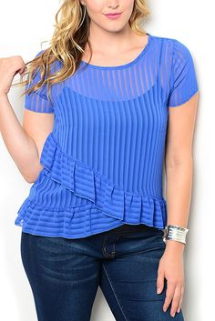 http://www.dhstyles.com/Royal-Plus-Size-Dressy-Fitted-Sheer-Striped-Tiered-p/viva-1015x-royal.htm