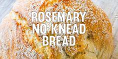 Easy No Knead Bread - Sweet C's Designs