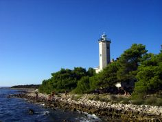 Lighthouse - Vir Island