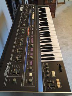 MATRIXSYNTH: Roland Jupiter 6 synthesizer with Europa Midi Upgr...