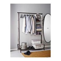 PORTIS Clothes rack - IKEA   $49.99