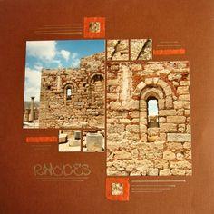 Album - GRECE-SANTORIN-RHODES