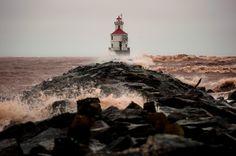 Wisconsin Point Light