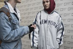Streetsnaps: Ukraine Fashion Week Day 1