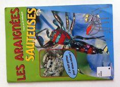 Les Araignées Sauteuses - Jo Windsor