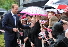Prince William Photos - Prince William Visits Yorkshire - Zimbio