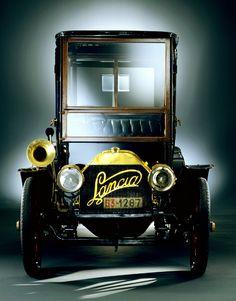 1908 Lancia Alpha 12 HP: The first car made by Lancia
