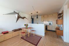 FINN – Karlsrud - Særegen 4-roms toppleilighet med flott utsikt - Balkong - Heis i bygget - Ingen forkjøpsrett