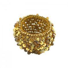 "Bracelet ""Gold on Gold"""