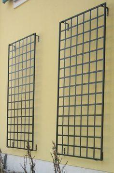 attach grid on the wall - Recherche Google